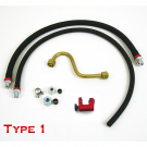 Early 944 Fuel Line Repair Kit