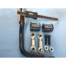 Deluxe Rear Sway Bar Kit 20mm