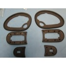 968 door handle mirror gasket kit