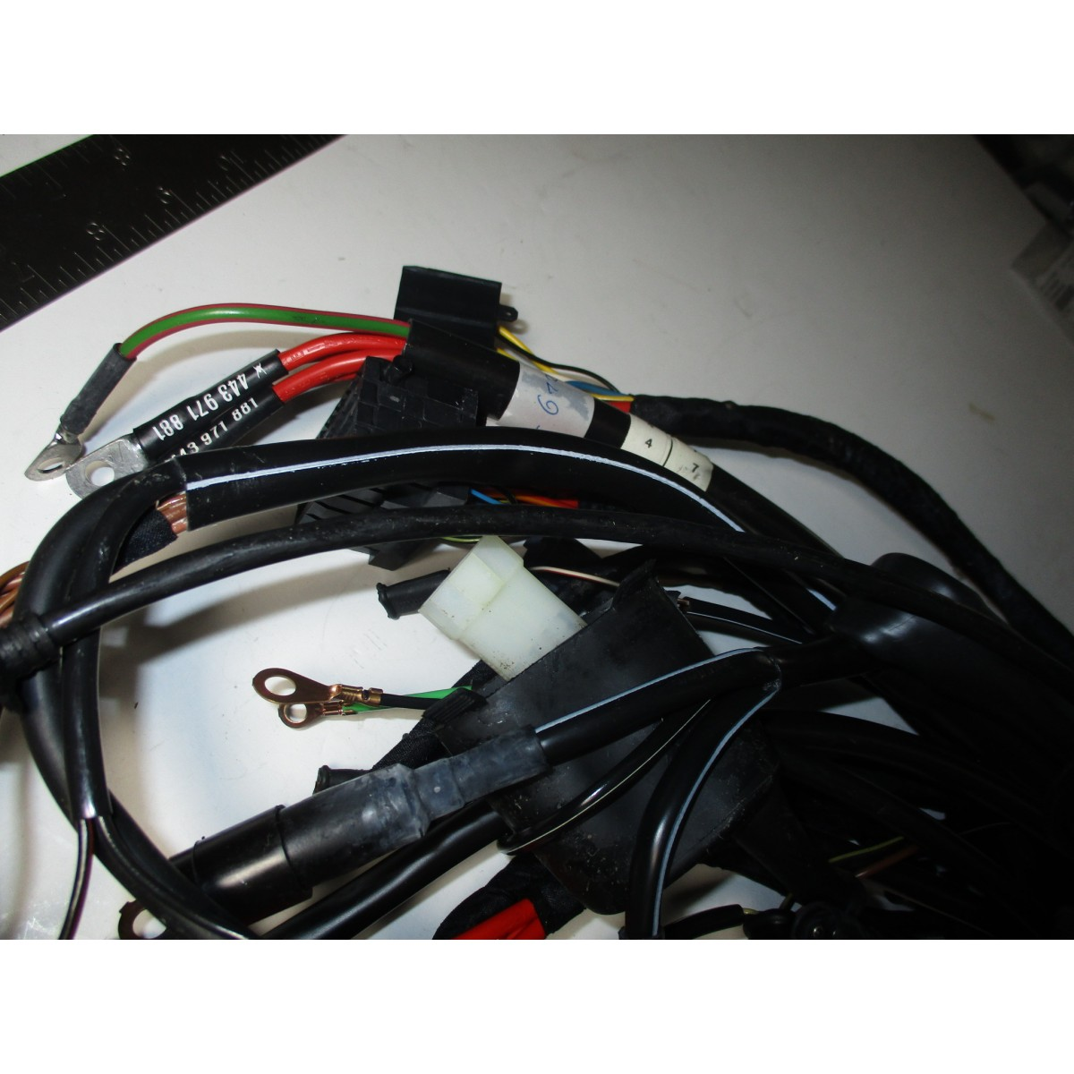 front wiring harness 944 Turbo 86 to 88944Online