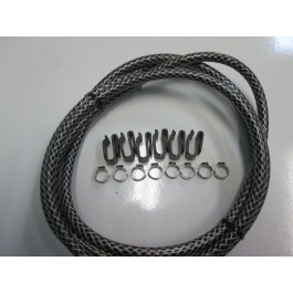Windshield washer hose kit