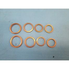 Power Steering Crush Washer Kit