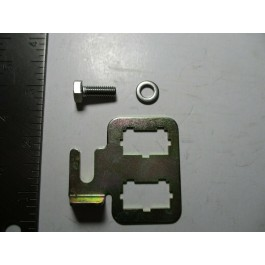 Reference sensor connector  bracket