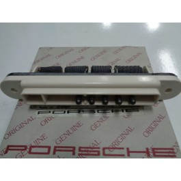series resistor for ac blower