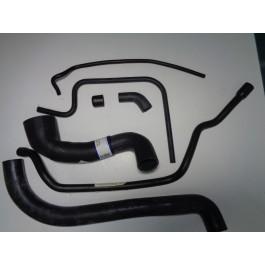 radiator hose kit 944 2.7 89 only