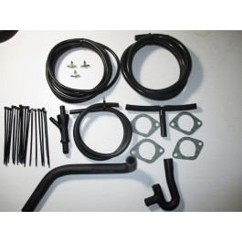 Vacuum Hose Kit Early 944 Silicone/Rubber