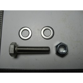 Pinch Bolt For Control Arm Ball Joint