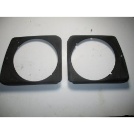 used headlight retaining ring
