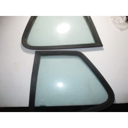 used rear 1/4 glass