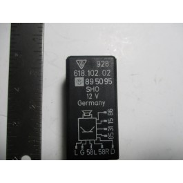 used seat belt warning relay
