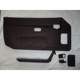 used door card lh