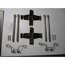 Front Caliper Hardware Kit deluxe