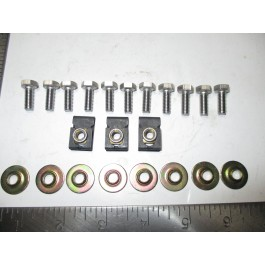 Engine Tray Hardware Kit