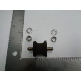 fuel pump rubber mount