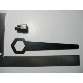 Rear Axle Toe Alignment Tool kit