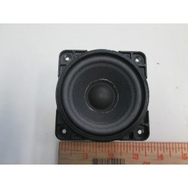 Speaker mid range for option code 490