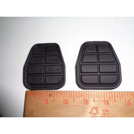 Clutch And Brake Pedal Pad 924s 944 951 968 5 and 6 speed