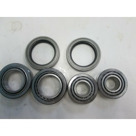 Deluxe Front Wheel Bearing Kit 86 Only