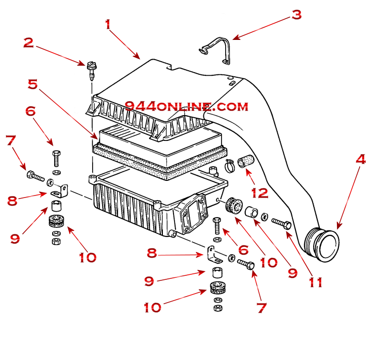 944online your place for porsche 944 parts and 944 tools rh 944online com porsche 944 turbo parts diagram porsche 944 turbo parts diagram