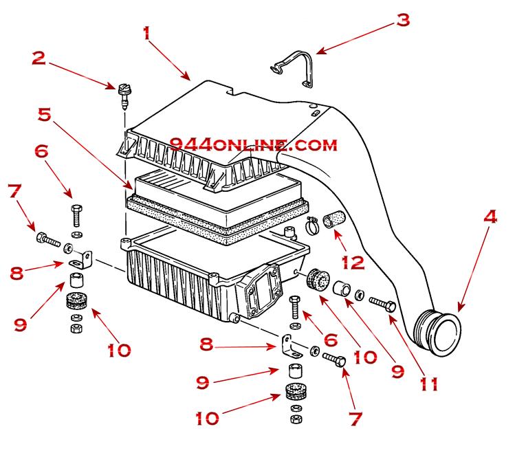 944online your place for porsche 944 parts and 944 tools rh 944online com porsche 944 turbo wastegate diagram porsche 944 turbo engine diagram