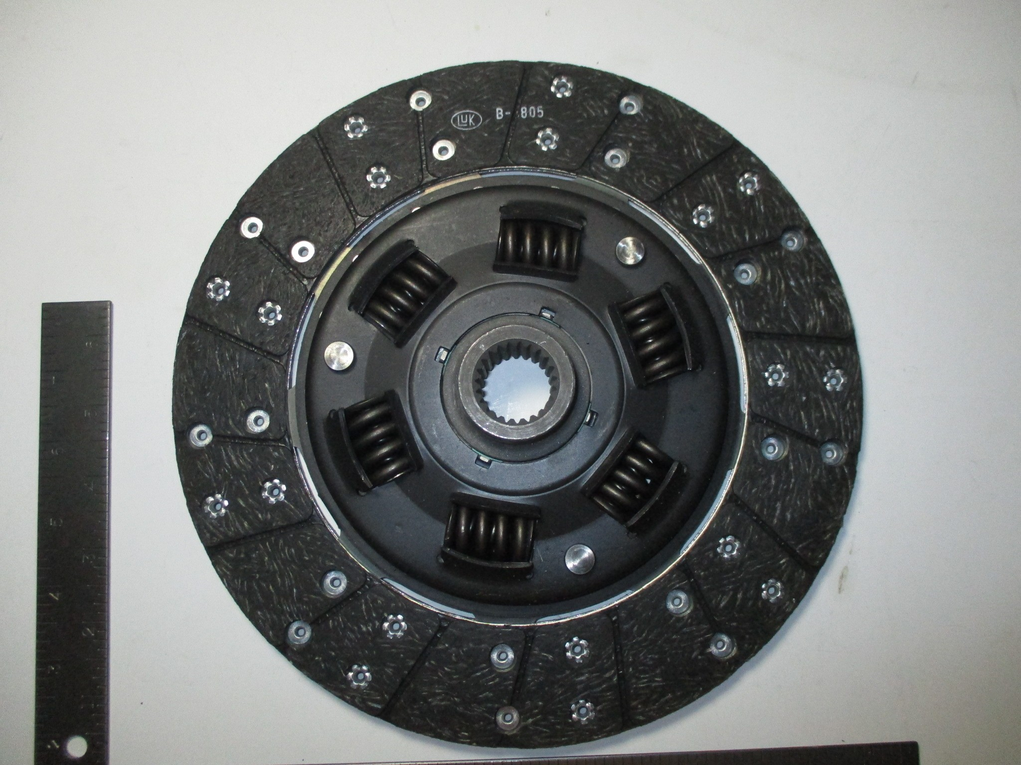 Clutch disc aftermarket 924s 944s 944s2