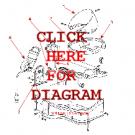 968 Headlight Assembly Diagram