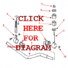 968 Front Sway Bar Diagram