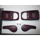 Inner door handle trim set 968