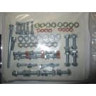 Exhaust Hardware Kit 944 Turbo