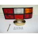 Tail Light Lens 944 Aftermarket