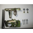 Hood Lock Kit all used and replated