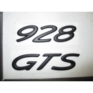 928 GTS emblem