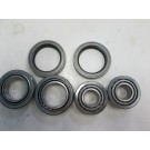 928 Front wheel bearing kit